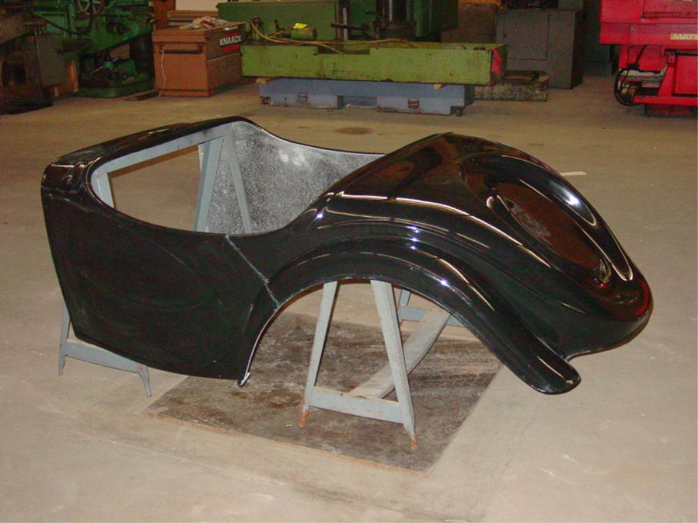 1932 American Austin Bantam Roadster Fiberglass Body